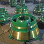 China Minyu Crusher Components