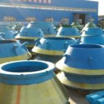 TRIO Crusher Wear Parts stocked in warehouse
