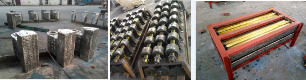 Tungsten Carbide Insert Impact and Hammer Crusher Parts